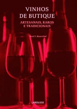 vinhos de boutique