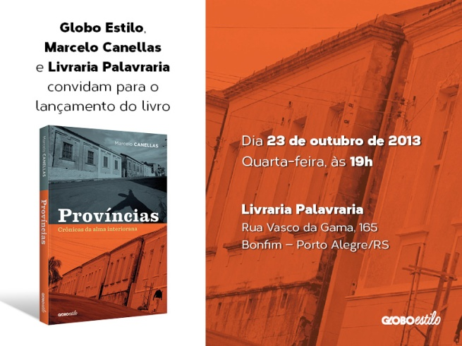 Convite Provincias