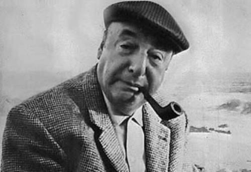Resultado de imagem para Pablo Neruda