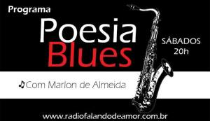 poesia blues = marlon