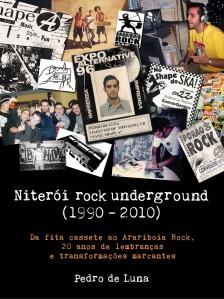 Capa Niteroi Rock Underground