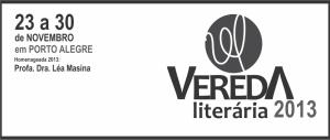 vereda literária 2013