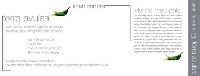 altair martins convite