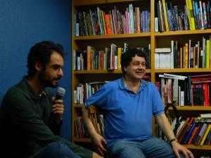 Rafael Martins, Nelson Rego & La Digna Rabia 01