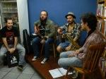 Rafael Martins, Nelson Rego & La Digna Rabia 07