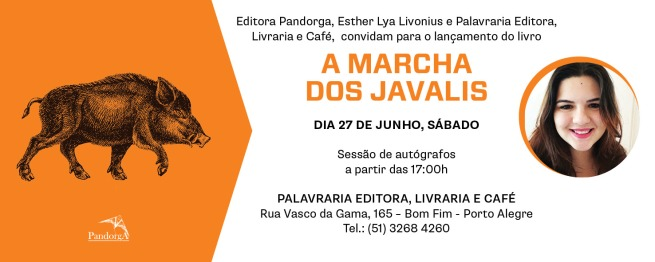 marcha dos javalis