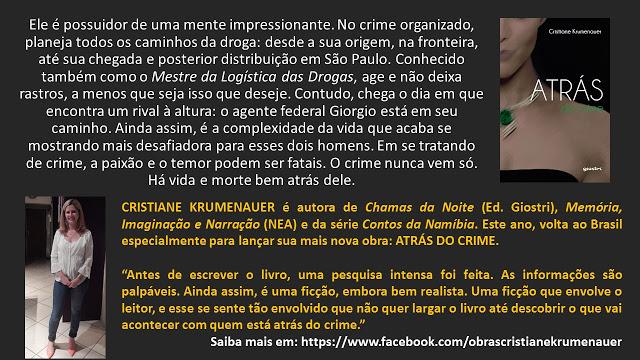 atras do crime release